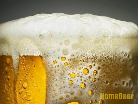 Улучшение пеностойкости пива