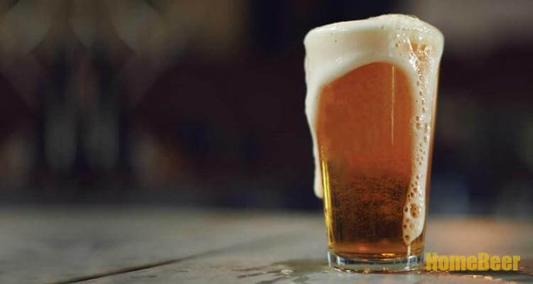 Отсутствие карбонизации в пиве