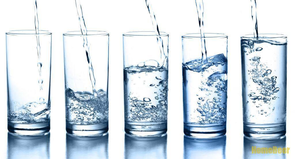 расчет количества заторной воды